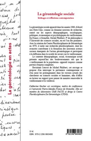4eme Gérontologie sociale
