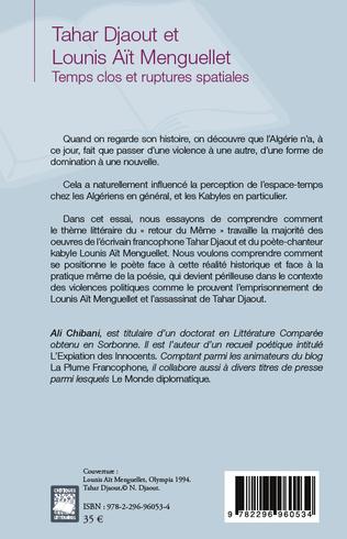 4eme Tahar Djaout et Lounis Aït Menguellet