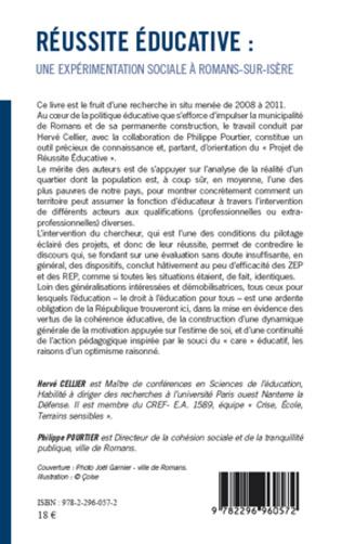 4eme Réussite éducative :