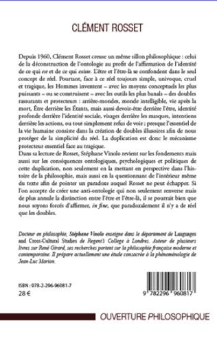 4eme Clément Rosset
