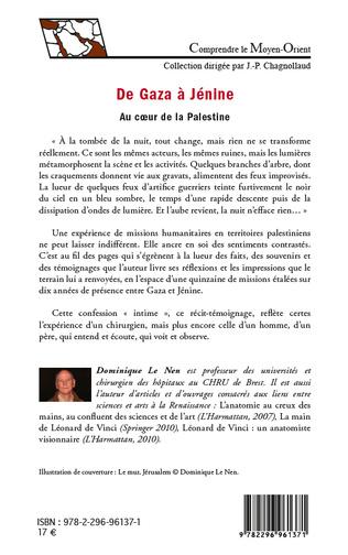 4eme De Gaza à Jénine