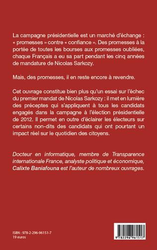 4eme Présidentielle 2012