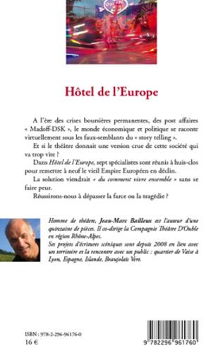 4eme Hôtel de l'Europe
