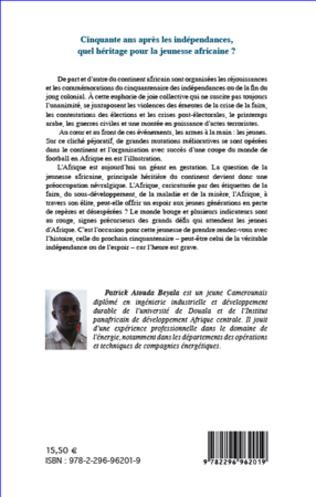 4eme Cinquante ans après les indépendances, quel héritage pour la jeunesse africaine ?