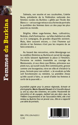 4eme Femmes du Burkina