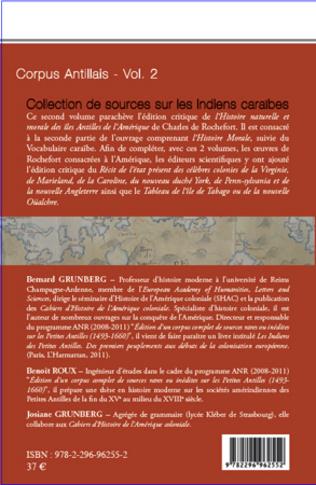 4eme Histoire naturelle et morale des îles Antilles de l'Amérique