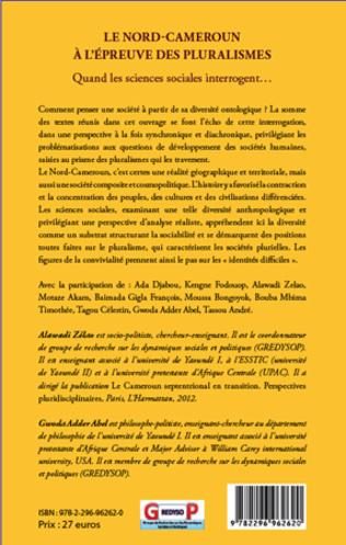 4eme Le Nord-Cameroun à l'épreuve des pluralismes