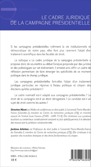 4eme Le cadre juridique de la campagne présidentielle