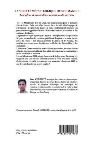 4eme Société métallurgique de Normandie