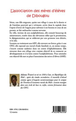 4eme L'association des mères d'élèves de Dibougou