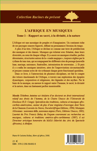 4eme L'Afrique en musiques (Tome 1)