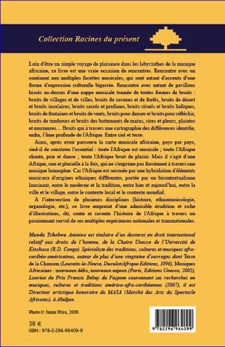 4eme L'Afrique en musiques (Tome 4)