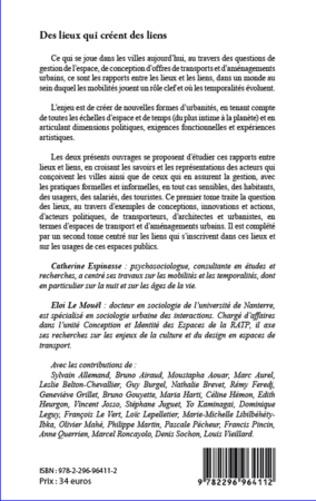 4eme Lieux et liens  (Tome 1)