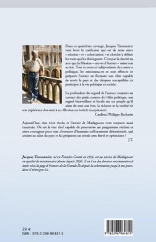 4eme Mission et colonisation Madagascar