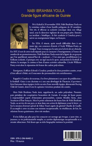 4eme Nabi Ibrahima Youla, Grande figure africaine de Guinée