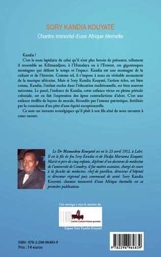 4eme Sory Kandia Kouyaté