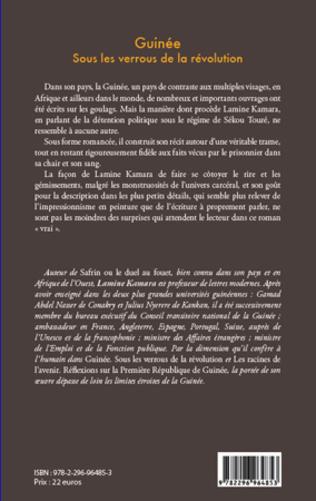 4eme Guinée sous les verrous de la révolution