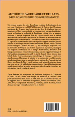 4eme Autour de Baudelaire et des arts :