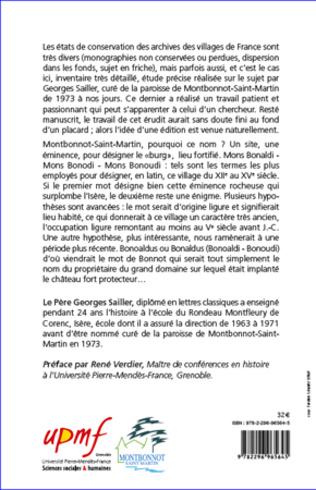 4eme Montbonnot Saint-Martin