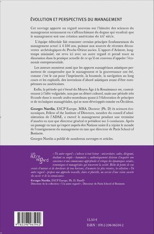 4eme LA PRISE EN COMPTE DES DIFFÉRENCES CULTURELLES DANS LA GESTION D'UNE ORGANISATION : LES TRAVAUX DE G. HOFSTEDE