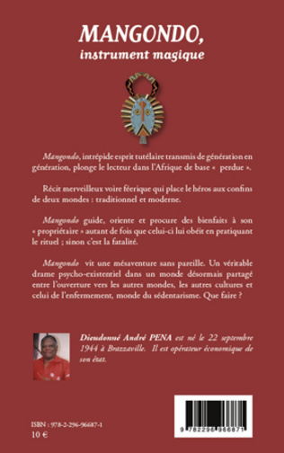 4eme Mangondo, instrument magique