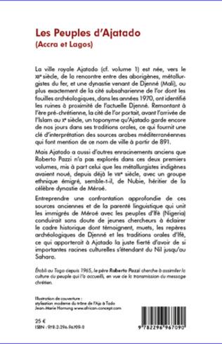 4eme Les Peuples d'Ajatado (Accra et Lagos) (Tome 2)
