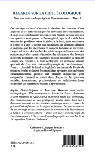 4eme DYNAMIQUES REVENDICATIVES ET RECONNAISSANCE DES DOMMAGES ÉCOLOGIQUES DES MARÉES NOIRES :