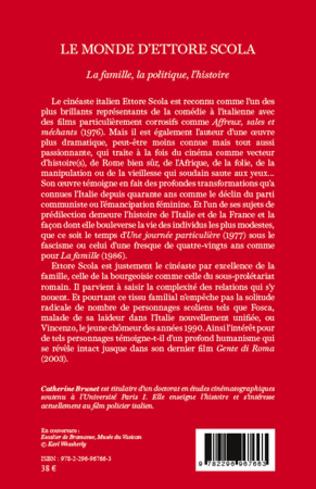 4eme Le monde d'Ettore Scola