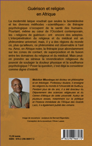 4eme Guérison et religion en Afrique