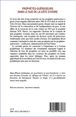 4eme Prophètes-guérisseurs dans le sud de la Côte d'Ivoire