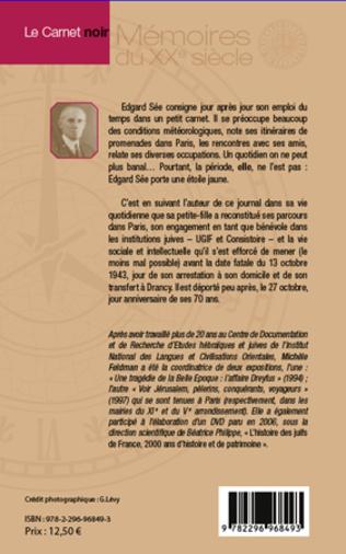 4eme Le carnet noir