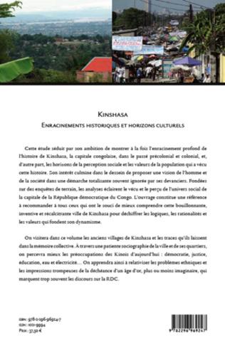 4eme Kinshasa enracinements historiques et horizons culturels