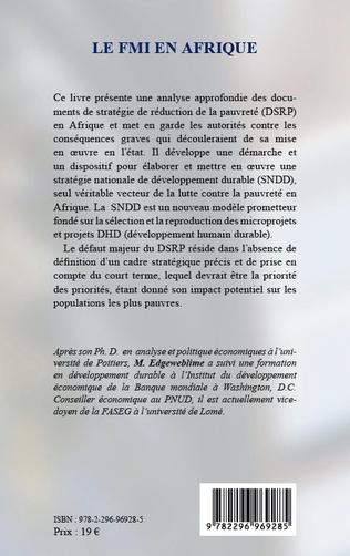 4eme Le FMI en Afrique