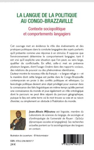 4eme La langue de la politique au Congo-Brazzaville