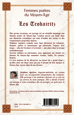 4eme Femmes poètes du Moyen-Âge