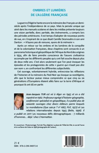 4eme Ombres et lumières de l'Algérie française