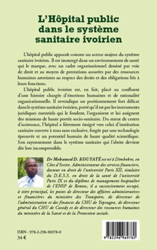 4eme L'hôpital public dans le système sanitaire ivoirien