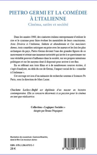 4eme Pietro Germi et la comédie à l'Italienne