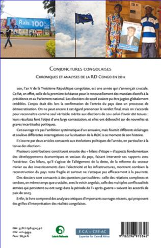 4eme Conjonctures congolaises