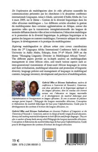4eme De l'exploration du multilinguisme dans les villes africaines