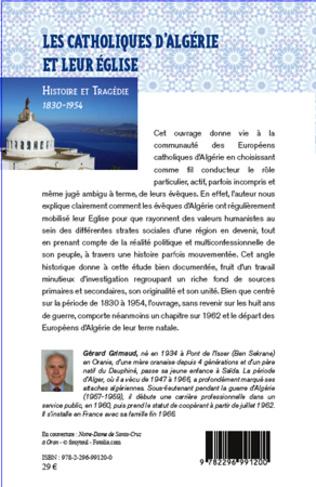 4eme Les catholiques d'Algérie et leur Eglise