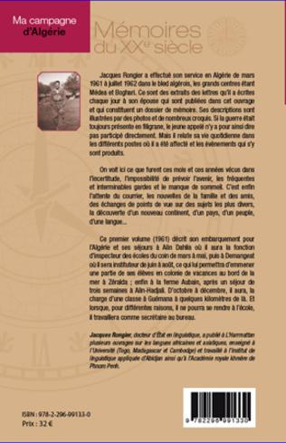 4eme Ma campagne d'Algérie