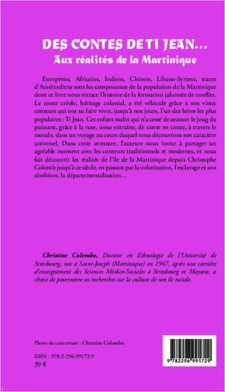 4eme Des contes de Ti Jean...
