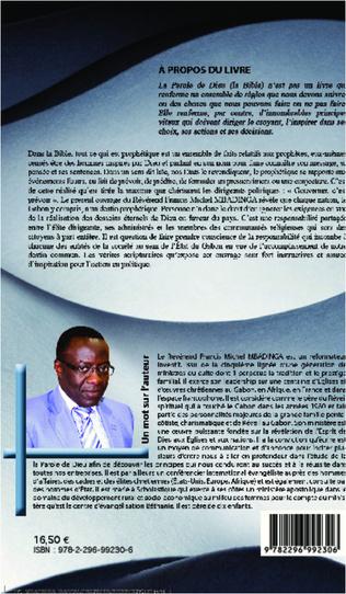 4eme Ce que le Gabon doit savoir pour entrer dans sa destinée prophétique