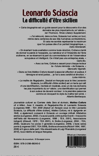 4eme Leonardo Sciascia
