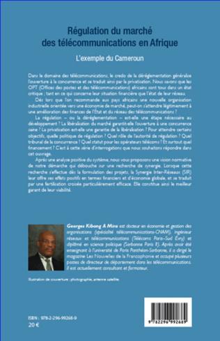 4eme Régulation du marché des télécommunications en Afrique