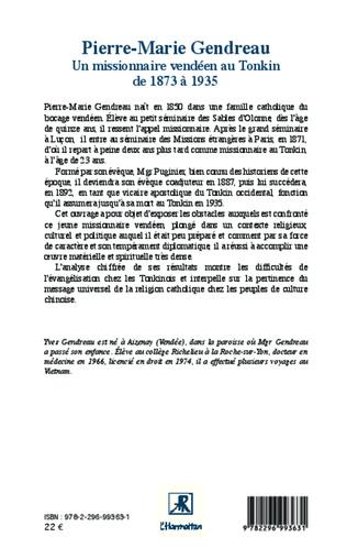 4eme Pierre-Marie Gendreau