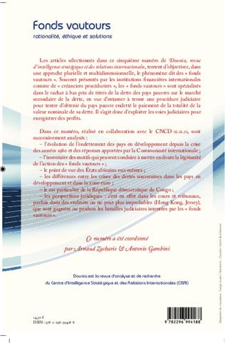 4eme Fonds vautours