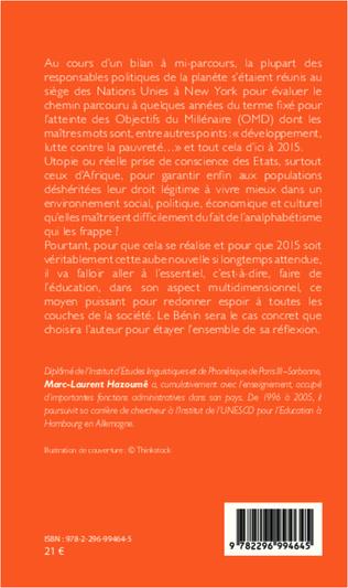 4eme Développement du Bénin