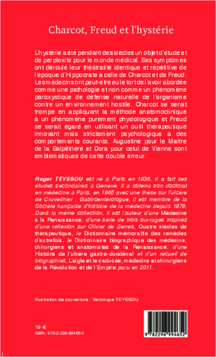 4eme Charcot, Freud et l'hystérie